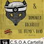 The Shak & Speares + Domenico Bucarelli & The Brema's Band